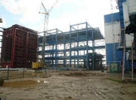 Антикоррозийная защита стальных конструкций
