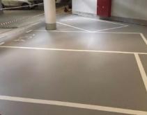 Полы наливные для парковок