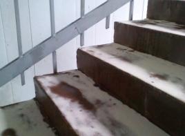 Цементосодержащие промышленные наливные полы
