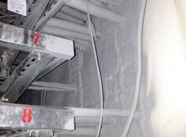 Стоимость огнезащиты металлоконструкций