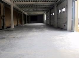 бетонный промышленный пол фото