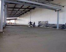 Устройство бетонных полов с топпингом